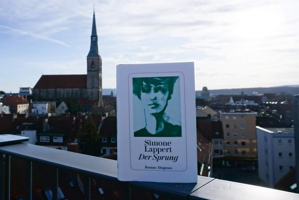 DER SPRUNG von Simone Lappert