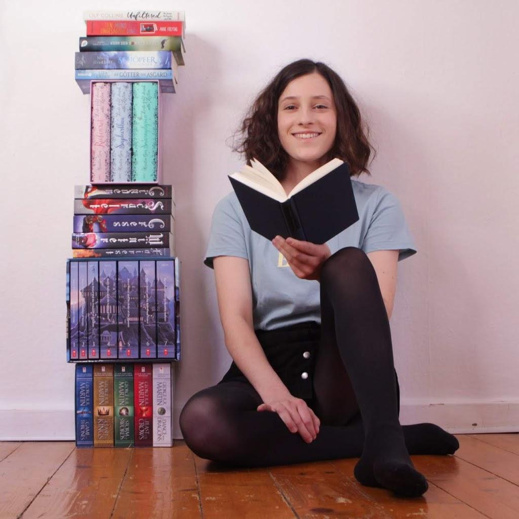 25 Bücher, die nach 7 Monaten auch endlich mal hinterher ziehen mussten