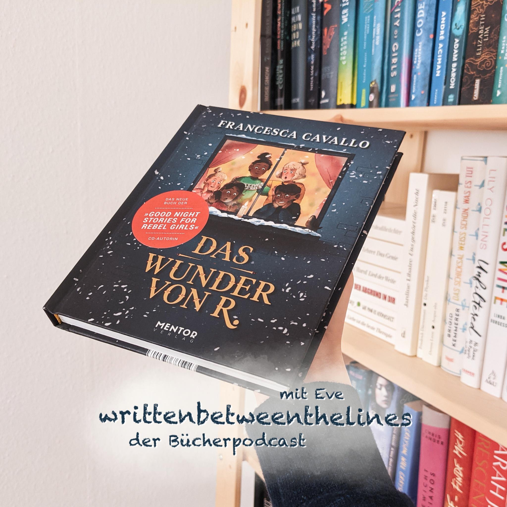 Neue Podcastfolge: 009 – writtenbetweenthelines der Bücherpodcast
