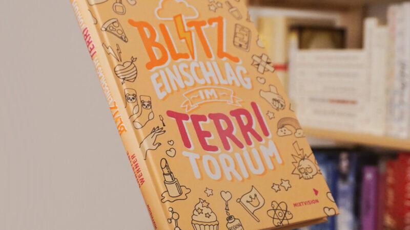 BLITZEINSCHLAG IM TERRITORIUM von Christine Werner